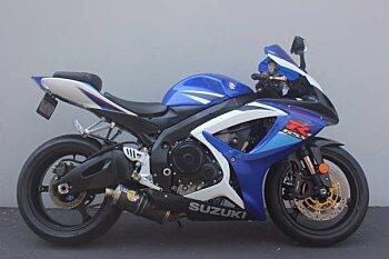 2007 Suzuki GSX-R750 for sale 200476688