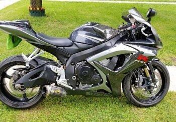 2007 Suzuki GSX-R750 for sale 200485126