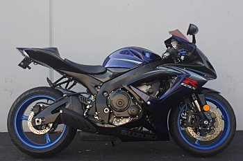 2007 Suzuki GSX-R750 for sale 200510421