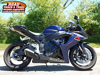2007 Suzuki GSX-R750 for sale 200585185