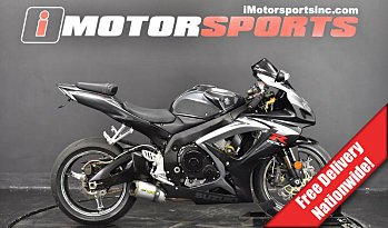 2007 Suzuki GSX-R750 for sale 200647464