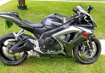 2007 Suzuki GSX-R750 for sale 200485126
