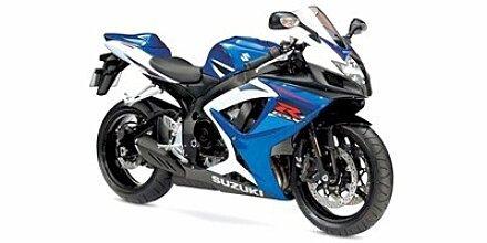 2007 Suzuki GSX-R750 for sale 200513531