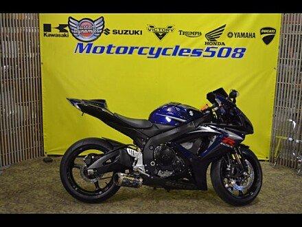 2007 Suzuki GSX-R750 for sale 200514850