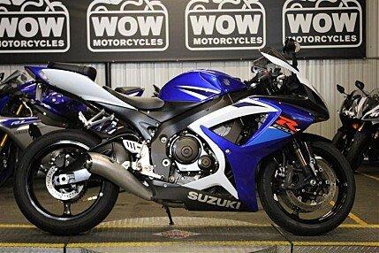 2007 Suzuki GSX-R750 for sale 200530521