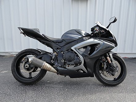 2007 Suzuki GSX-R750 for sale 200598892