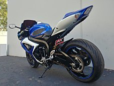 2007 Suzuki GSX-R750 for sale 200615496