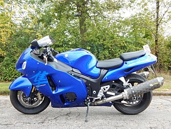 2007 Suzuki Hayabusa for sale 200491583