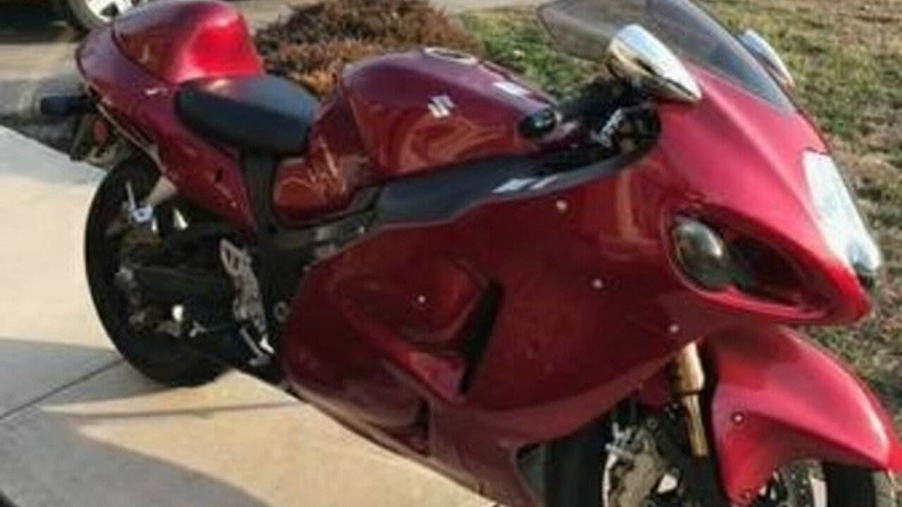 2007 Suzuki Hayabusa for sale 200558689