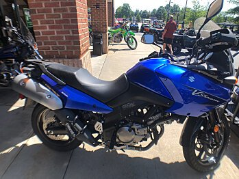 2007 Suzuki V-Strom 650 for sale 200573318