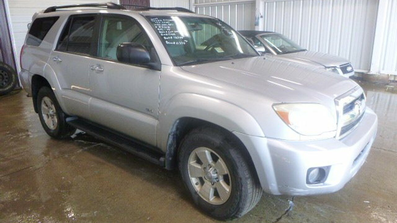 2007 Toyota 4Runner 2WD for sale 100982792