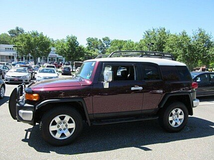 2007 Toyota FJ Cruiser 4WD for sale 100780669