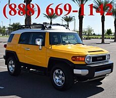 2007 Toyota FJ Cruiser 4WD for sale 100784368