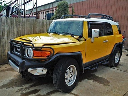 2007 Toyota FJ Cruiser 4WD for sale 100785436