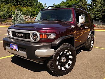2007 Toyota FJ Cruiser 4WD for sale 101022793