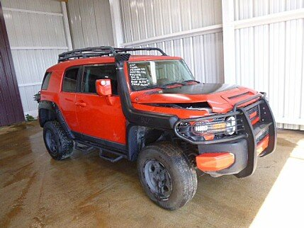 2007 Toyota FJ Cruiser 4WD for sale 100881181