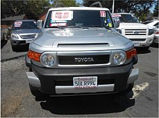 2007 Toyota FJ Cruiser 4WD for sale 100886240