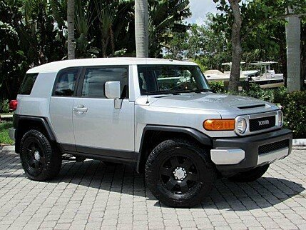 2007 Toyota FJ Cruiser 4WD for sale 100926439