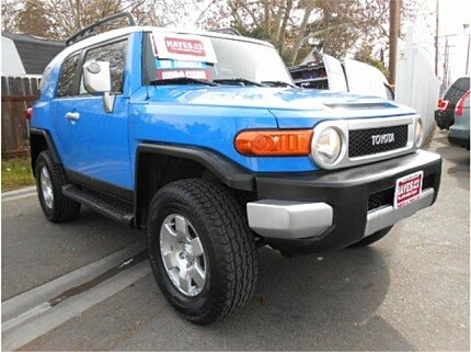 2007 Toyota FJ Cruiser 4WD for sale 100927919
