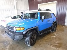 2007 Toyota FJ Cruiser 4WD for sale 100940407