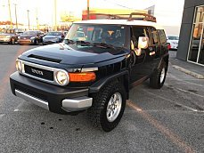 2007 Toyota FJ Cruiser 4WD for sale 100956461