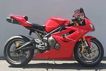 2007 Triumph Daytona 675 for sale 200483456
