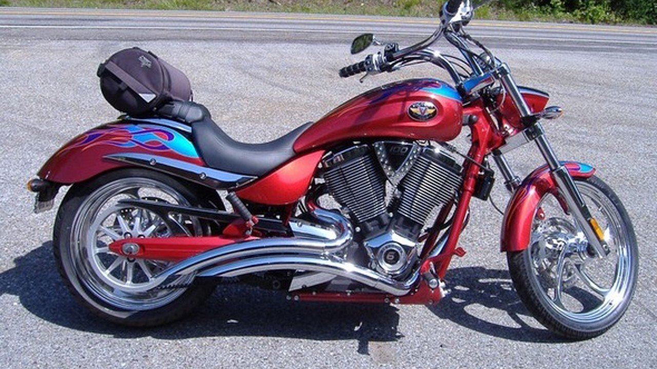 2007 Victory Vegas for sale 200461199