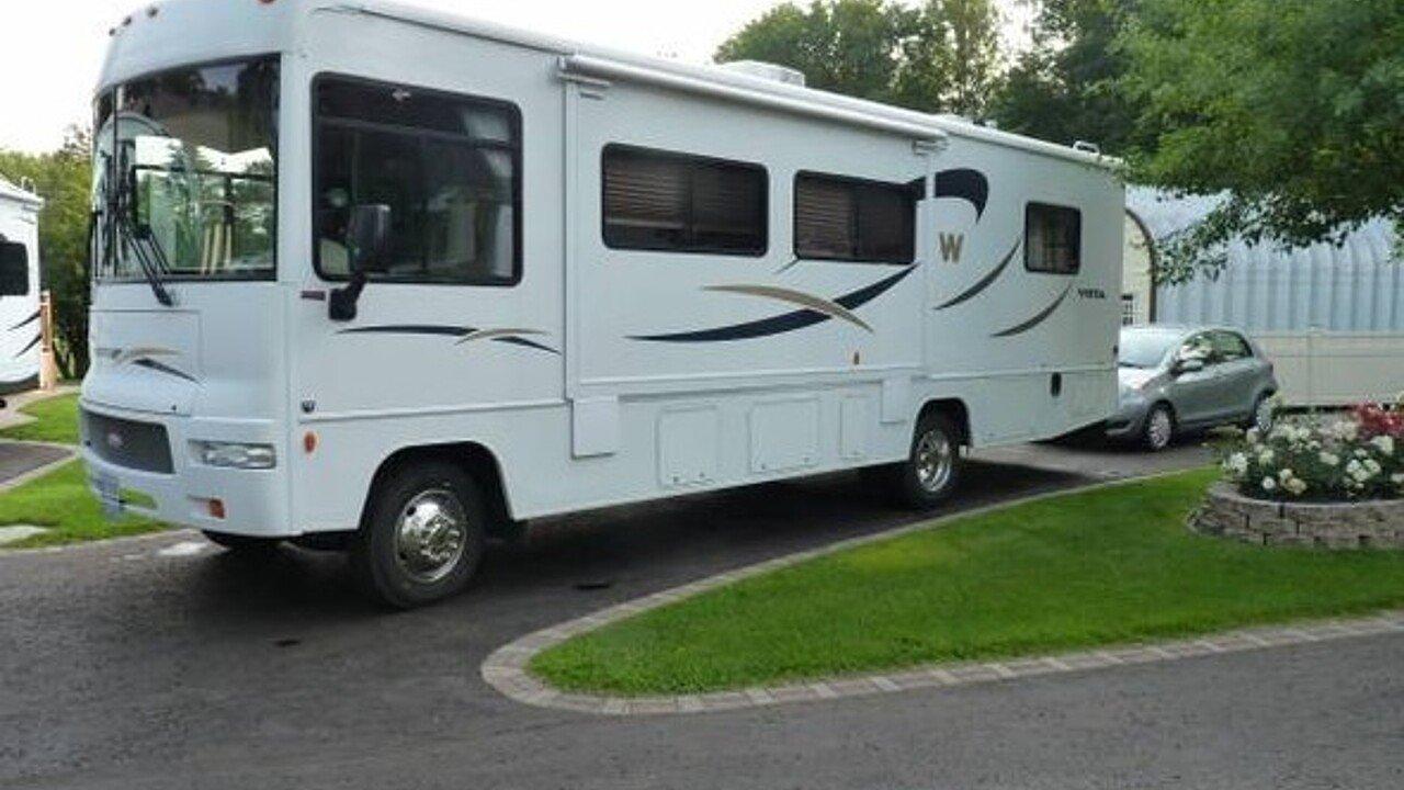 2007 Winnebago Vista for sale 300168912
