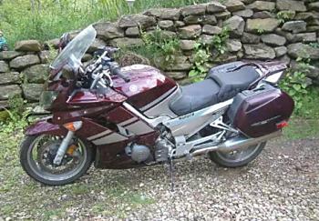 2007 Yamaha FJR1300 for sale 200595187