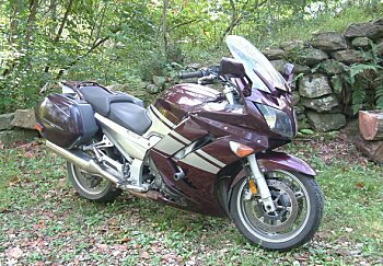 2007 Yamaha FJR1300 for sale 200636046