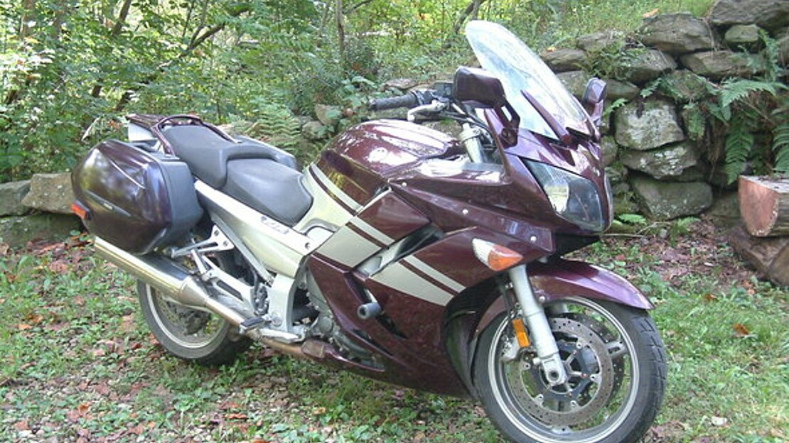 2007 Yamaha FJR1300 for sale 200642889