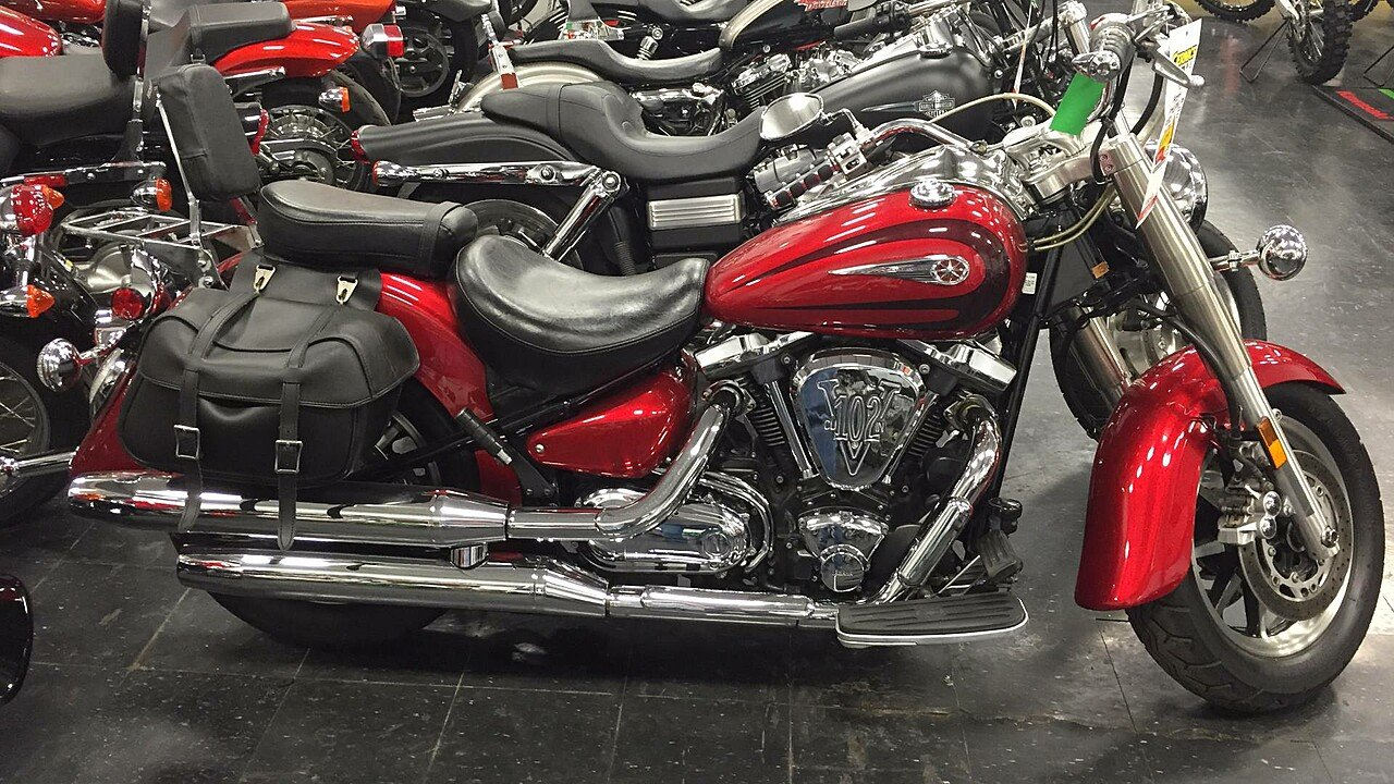 2007 Yamaha Road Star for sale 200446304