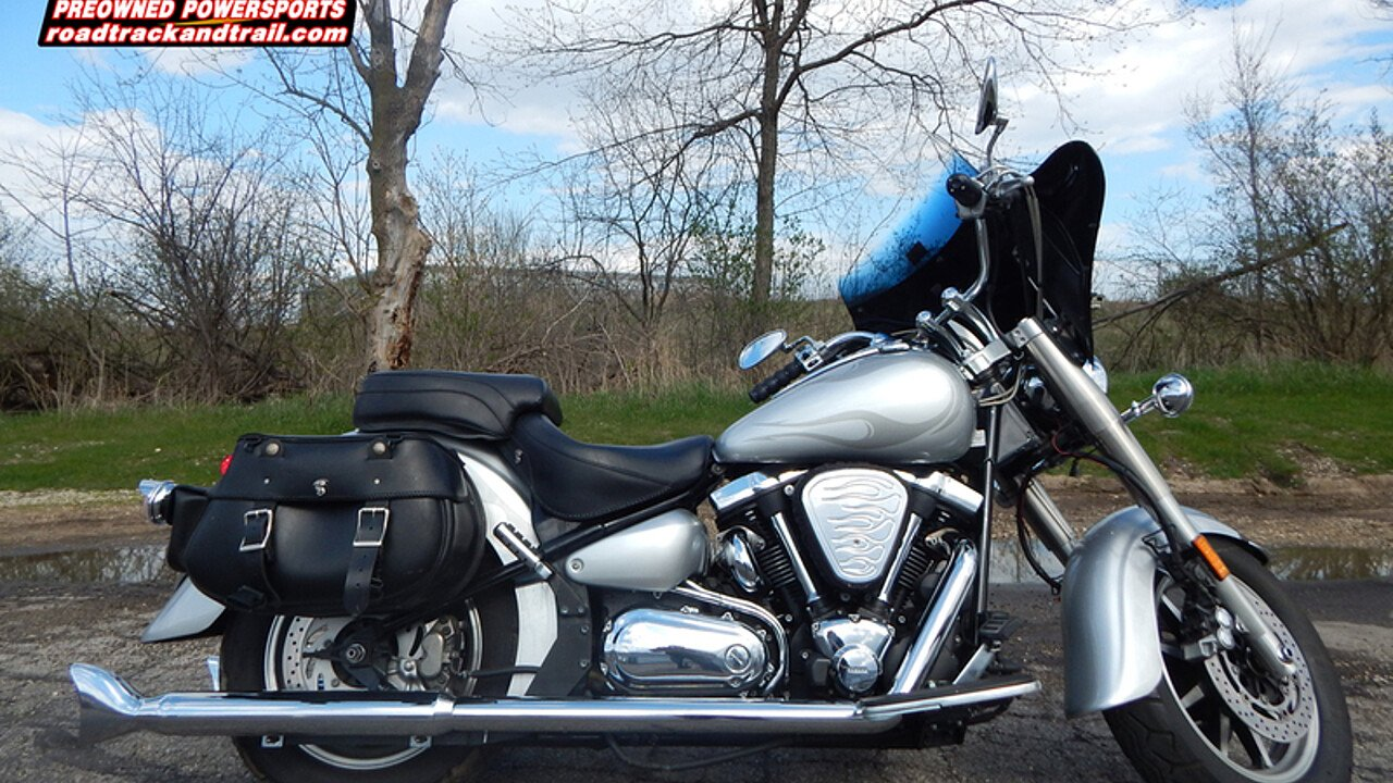 2007 Yamaha Road Star for sale 200450321