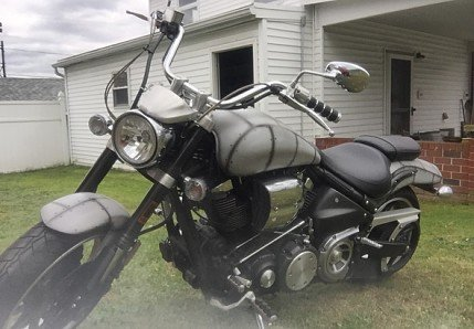 2007 Yamaha Road Star for sale 200575002