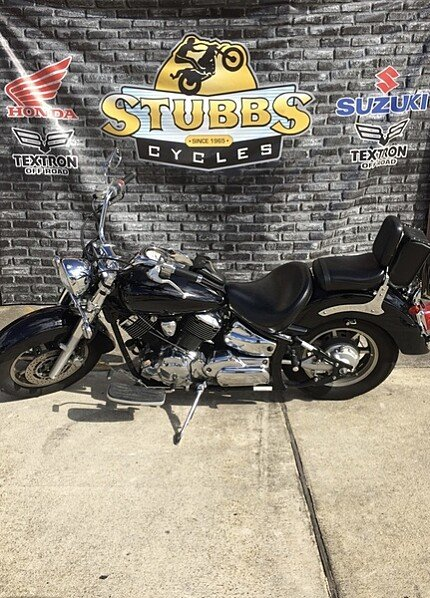 2007 Yamaha V Star 1100 for sale 200593108