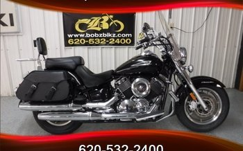 2007 Yamaha V Star 1100 for sale 200615269