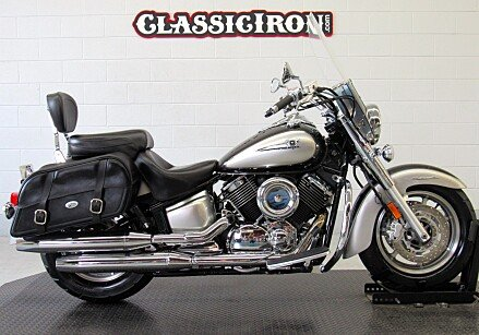 2007 Yamaha V Star 1100 for sale 200617474