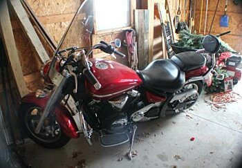 2007 Yamaha V Star 1300 for sale 200423455