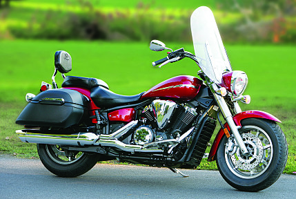 2007 Yamaha V Star 1300 Tourer for sale 200460999