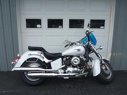 2007 Yamaha V Star 650 for sale 200618451