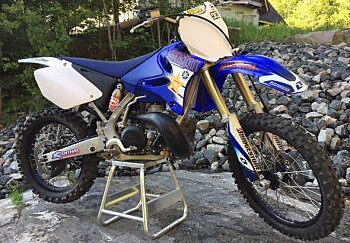 2007 Yamaha YZ250 for sale 200464390