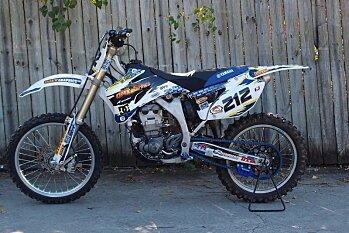 2007 Yamaha YZ450F for sale 200495785