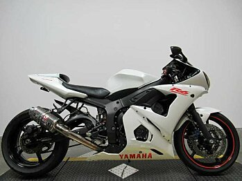 2007 Yamaha YZF-R6 for sale 200431144