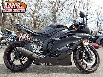 2007 Yamaha YZF-R6 for sale 200550156
