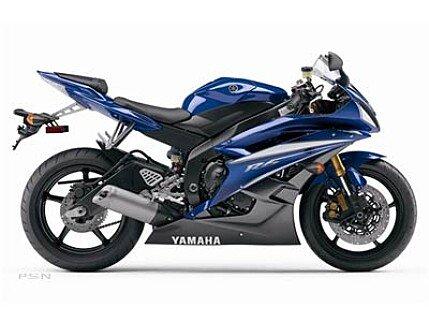 2007 Yamaha YZF-R6 for sale 200476787