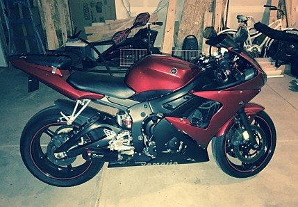 2007 yamaha yzf r6 motorcycles for sale motorcycles on autotrader. Black Bedroom Furniture Sets. Home Design Ideas