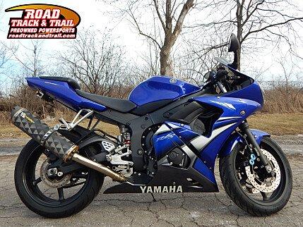 2007 Yamaha YZF-R6 for sale 200532543