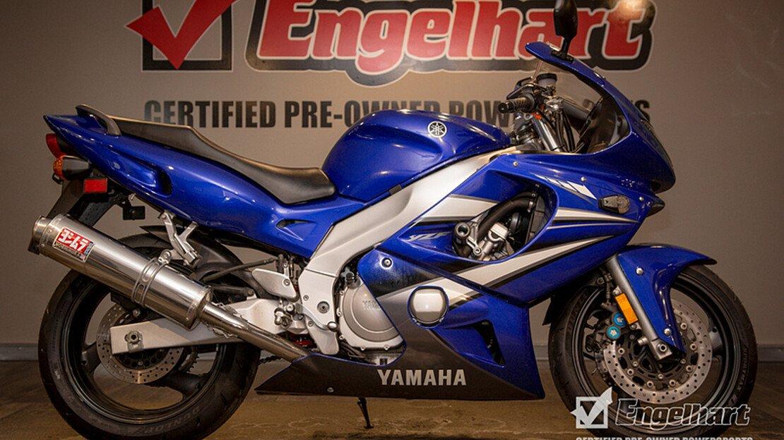 2007 Yamaha YZF600R for sale 200580979