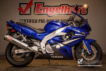 2007 Yamaha YZF600R for sale 200582366
