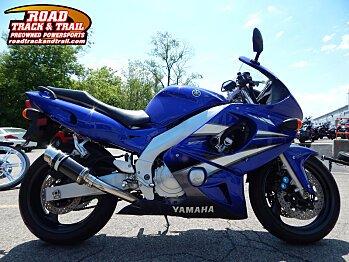 2007 Yamaha YZF600R for sale 200586764